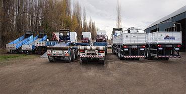 Tractores Semirremolques (Con o sin Rolo)