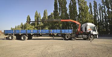 Servicios de Tractor con Hidrogrua